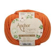 Anchor Organic Cotton 1003 szikla narancssárga