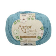 Anchor Organic Cotton 1038 égkék