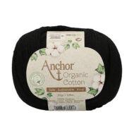 Anchor Organic Cotton 1332 fekete