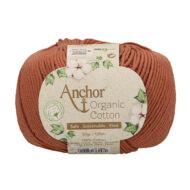 Anchor Organic Cotton 38 földbarna