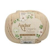 Anchor Organic Cotton 387 homok