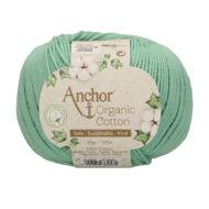 Anchor Organic Cotton  403 aqua wave
