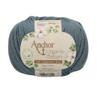 Anchor Organic Cotton 52 óceán kék