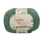 Anchor Organic Cotton 71 smaragd tó