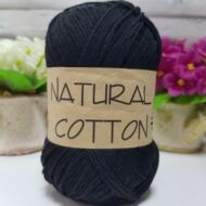 NATURAL COTTON  2111 fekete