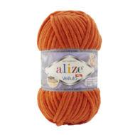 Alize Velluto 06 narancs
