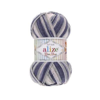 Alize Baby Best Batik - 6665 (színátmenetes) kifutó