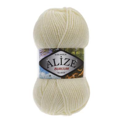 Alize Burcum Klasik - 1 (krém)