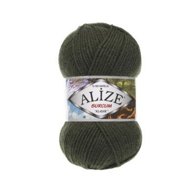 Alize Burcum Klasik - 29 (khaki zöld)