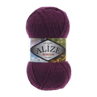Alize Burcum Klasik - 304 (szilva lila)