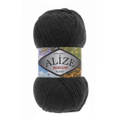 Alize Burcum Klasik - 60 (fekete)